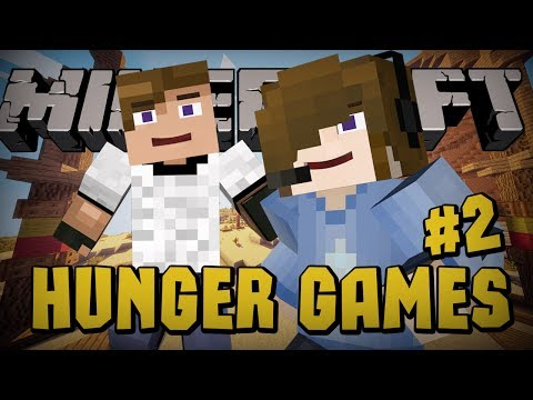 #2 HUNGER GAMES w/ Cheepatun