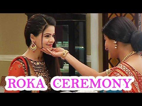 Thapki and Dhruv's roka ceremony