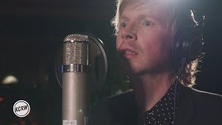 "Beck performing ""Up All Night"" Live on KCRW"