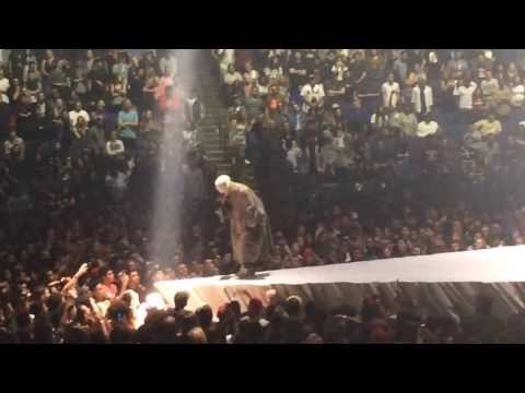 *KANYE WEST RANT ALERT* KANYE SPEAKS OUT AGAINST THE MEDIA & DENTIST [YEEZUS TOUR]