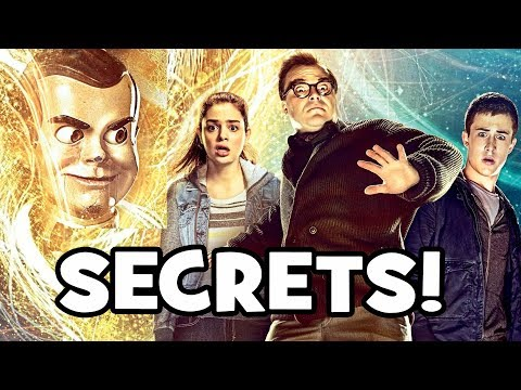 10 AMAZING Facts About GOOSEBUMPS!