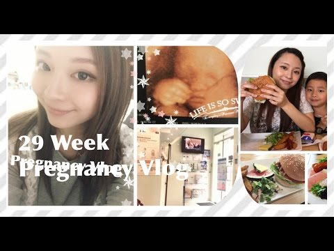 29 WEEK PREGNANCY VLOG♥