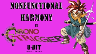 """Today I take a look at the way the Chrono Trigger soundtrack uses """"nonfunctional chord progressions"""".Thanks to my lovely wife for making the intro art!PATREON: https://www.patreon.com/8bitmusictheoryTWITTER: https://twitter.com/8bitMusicTheory"""