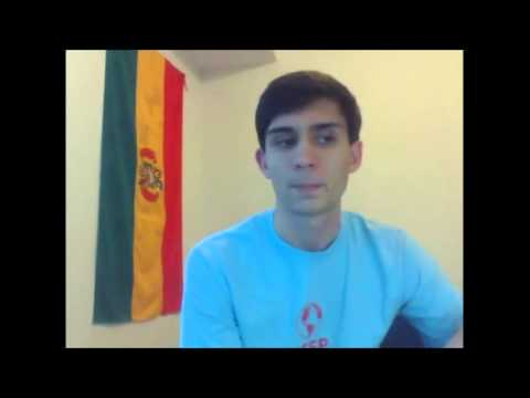Craig's video on the inclusive culture of the NGO Sustainable Bolivia
