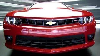 2014 Chevrolet Camaro SS - Exterior And Interior Walkaround - 2013 New York Auto Show