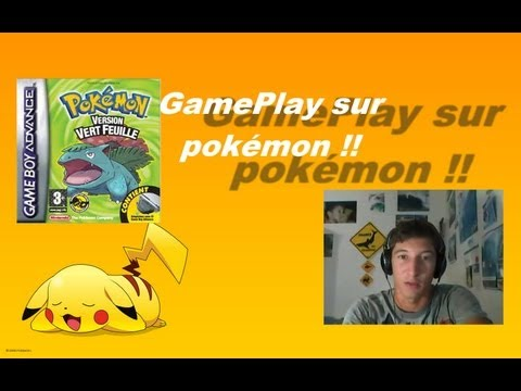 Pok�mon Version Verte Game Boy