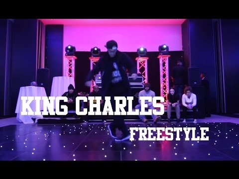 KING CHARLES Chicago Footwork freestyle