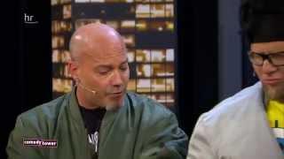 Mundstuhl: Dragan und Alder machen freiwilliges asoziales Jahr - Comedy Tower