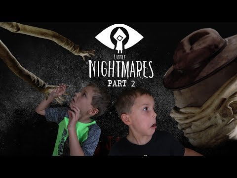 PBT Fidget Spinners! Little Nightmares Part 2 Twin Toys Kids Jumpscare