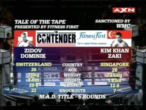 The Contender Asia Muay Thai Ep.15 part.2/12