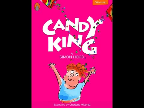 Interesting Moral bedtime story for kids - The Candy King