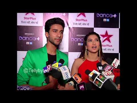 Gauhar Khan joins Raghav as a host in Dance Plus