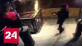 Террорист, напавший на ночной клуб в Стамбуле, пока не найден