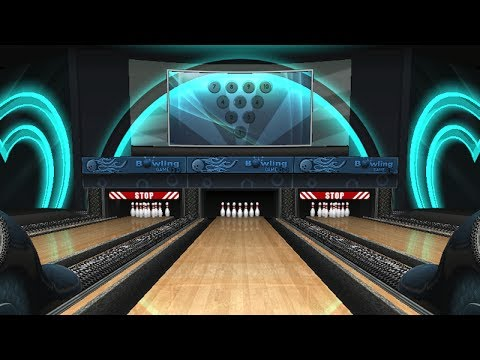 Video of Bowling Game 3D