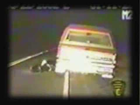 drunk driver - This video is an excellent example of proper use of force with a taser-gun. A very intoxicated suspect resists the officer's repeated lawful commands both ve...
