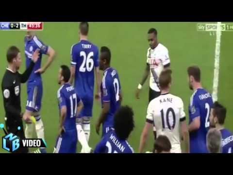 Video Cuplikan Gol Chelsea 2-2 Tottenham Hotspur 3/5/2016