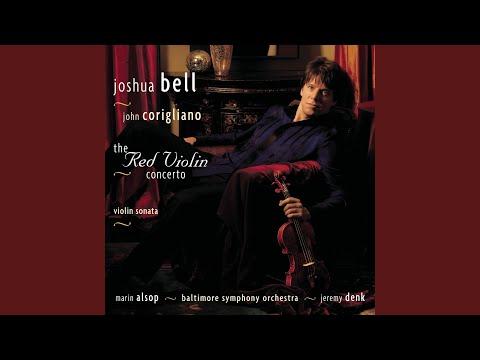"Violin Concerto ""The Red Violin"": I. Chaconne"