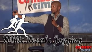 White People Jogging (Stand Up Comedy)