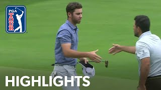 Matthew Wolff's highlights | Round 2 | Travelers 2019 by PGA TOUR