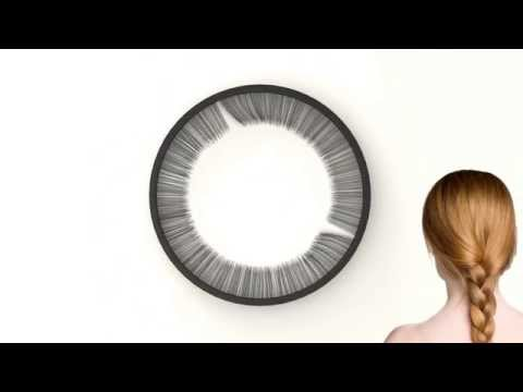 Looking at Time Through the Lash Clock