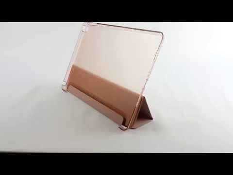 Review and How to of MoKo iPad Air 2 Case - Ultra Slim Lightweight Smart-shell Stand Cover