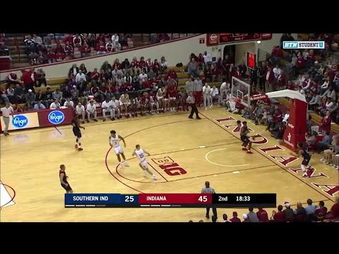 Highlights: Southern Indiana at Indiana | Big Ten Basketball