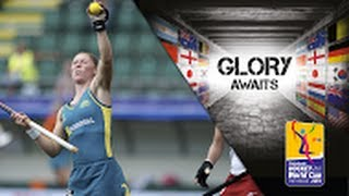 Australia vs Japan – Women's Rabobank Hockey World Cup 2014