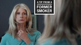 CDC: Tips From Former Smokers - Terrie's Tip Ad