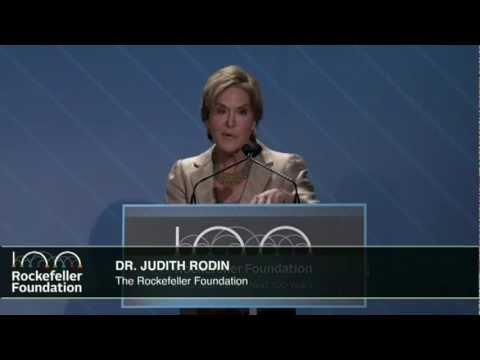 Innovation Forum 2012: Dr. Rodin's Opening Remarks