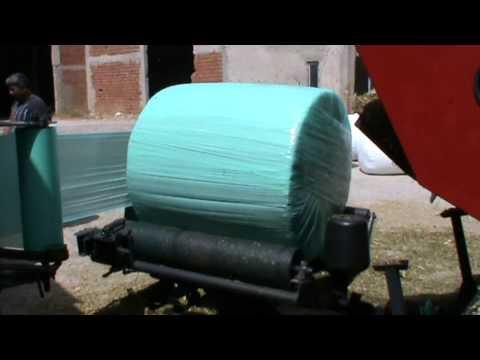 Silaj Paketleme Makinası