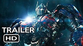Transformers 5: The Last Knight Official International Trailer #1 (2017) Mark Wahlberg Movie HD