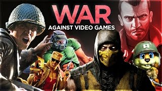 Video The War Against Video Games MP3, 3GP, MP4, WEBM, AVI, FLV Maret 2018