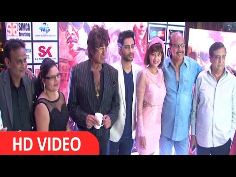Shakti Kapoor & Dharmendra At Launch First Look Of Promo Dil Sala Sanki