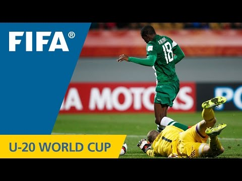 U20 World Cup: Hungary 0-2 Nigeria Goals and Highlights