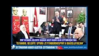 MHP İBB Adayı Rasim Acar STK Başkanları ile kahvaltıda buluştu