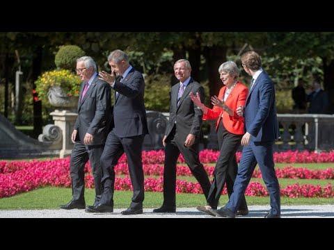 EU-Gipfel in Salzburg: Keine neuen Fortschritte beim  ...