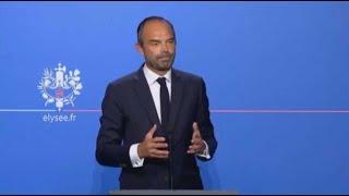"""Video Le tacle d'Édouard Philippe à Jean-Luc Mélenchon sur le """"coup d'État social"""" MP3, 3GP, MP4, WEBM, AVI, FLV September 2017"""