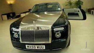 Rolls Royce Phantom Coupe (2009)