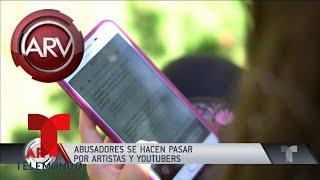 Alarma por nuevas artimañas de pedófilos   Al Rojo Vivo