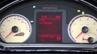 9. How to Use Your Indian Chieftain Radio - Indian Motorcycle