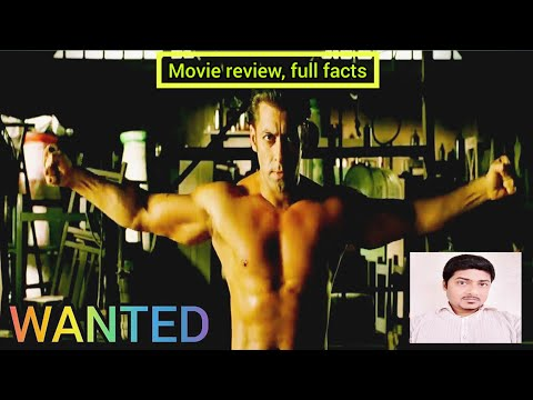 Wanted 2009 | Full Facts, Review & all Details | Salman Khan, Prakash Raj, Ayesha Takia, Prabhu Deva