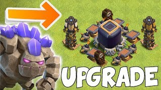 Video GRAB ALL THE LOOT YOU CAN!! | clash of clans | Upgrading golem! MP3, 3GP, MP4, WEBM, AVI, FLV Oktober 2017