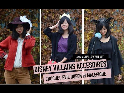 #12 DIY // Disney Villains accessoires