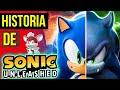 Sonic Virou Lobo Historia De Sonic Unleashed