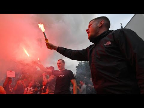 Ukraine: Große Wut auf die Polizei nach Tötung eine ...
