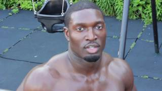 Filmed on June, 2016 Edmond Laryea & J. Padro enjoy a Hot Summer Morning to do workouts in. Hey All, I hope this video ...