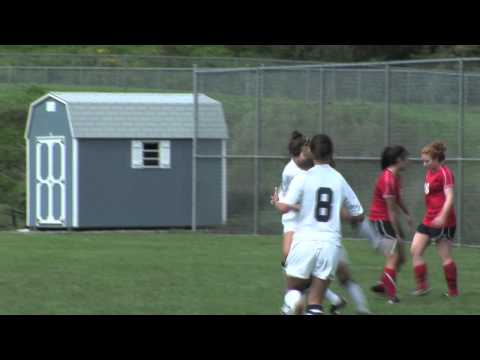 Juniata women's soccer clinches a 2-1 win over Monarchs