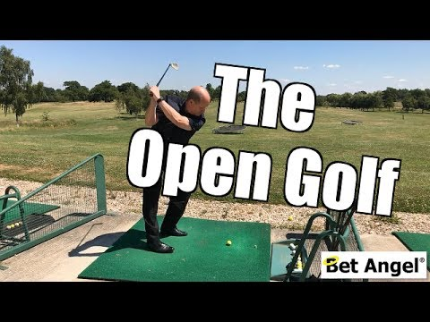 Betfair Trading – The Open Golf Championship