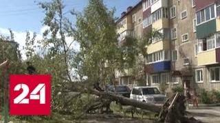 Сахалин приходит в себя после супертайфуна - Россия 24