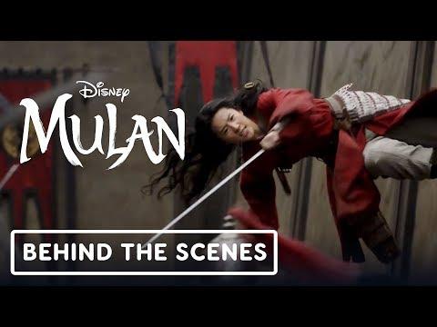 Disney's Mulan (2020) - Official Stunts Clip